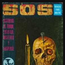 Tebeos: SOS (1ª ÉPOCA) - VALENCIANA / NÚMERO 3. Lote 252387660