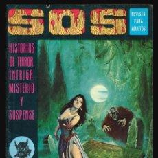 Tebeos: SOS (1ª ÉPOCA) - VALENCIANA / NÚMERO 7. Lote 252387725