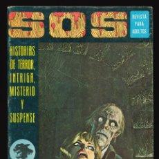 Tebeos: SOS (1ª ÉPOCA) - VALENCIANA / NÚMERO 8. Lote 252392100