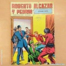 Tebeos: ROBERTO ALCAZAR Y PEDRIN - JUAN SOL. VALENCIANA NUM 33. Lote 252396020