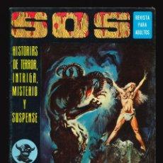 Tebeos: SOS (1ª ÉPOCA) - VALENCIANA / NÚMERO 9. Lote 252399170
