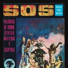 Tebeos: SOS (1ª ÉPOCA) - VALENCIANA / NÚMERO 11. Lote 252399225