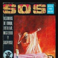 Tebeos: SOS (1ª ÉPOCA) - VALENCIANA / NÚMERO 15. Lote 252399275