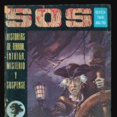Tebeos: SOS (1ª ÉPOCA) - VALENCIANA / NÚMERO 18. Lote 252399440
