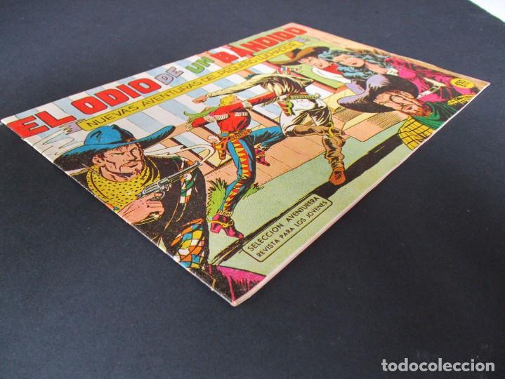 Tebeos: PEQUEÑO LUCHADOR, EL (1960, VALENCIANA) 48 · 21-IX-1961 · EL ODIO DE UN BANDIDO - Foto 2 - 252578965