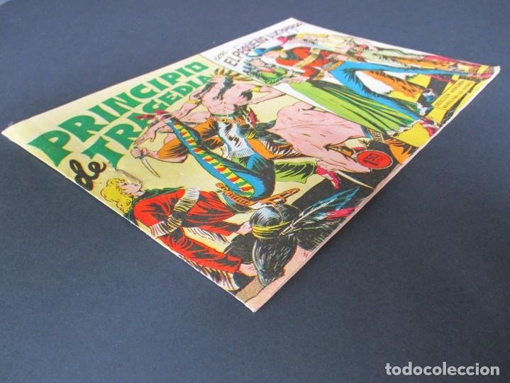 Tebeos: PEQUEÑO LUCHADOR, EL (1960, VALENCIANA) 52 · 19-X-1961 · PRINCIPIO DE TRAGEDIA - Foto 2 - 252579900