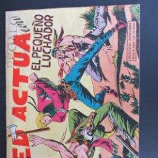 Tebeos: PEQUEÑO LUCHADOR, EL (1960, VALENCIANA) 53 · 26-X-1961 · FRED ACTÚA. Lote 252638990