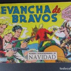 Tebeos: PEQUEÑO LUCHADOR, EL (1960, VALENCIANA) 58 · 30-XI-1961 · REVANCHA DE BRAVOS. Lote 252654780