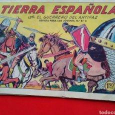Tebeos: GUERRERO DEL ANTIFAZ. 319 ORIGINAL 1944 VALENNA. Lote 252812365