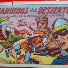 Tebeos: GUERRERO D'EL ANTIFAZ 571 ORIGINAL. Lote 252815600