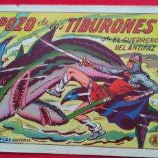 Tebeos: GUERRERO D'EL ANTIFAZ. 573 ORIGINAL. Lote 252816880