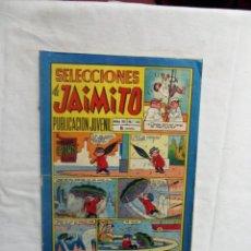 Tebeos: SELECCIONES DE JAIMITO Nº 135. Lote 253087000