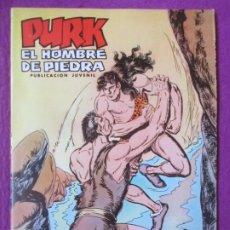 Livros de Banda Desenhada: TEBEO PURK EL HOMBRE DE PIEDRA, Nº 114, LOS HUANS, VALENCIANA,. Lote 253241815