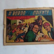 Tebeos: EL HOMBRE DIABOLICO Nº 109 1 PTAS ORIGINAL. Lote 253251080
