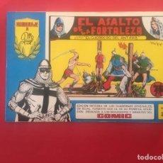 Tebeos: EL GUERRERO DEL ANTIFAZ HOMENAJE A MANUEL GAGO Nº 2 DE 1981 CONTIENE 4 HISTORIAS. Lote 253317530