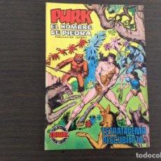 Tebeos: PURK EL HOMBRE DE PIEDRA NÚMERO 59. Lote 253497990