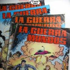 Tebeos: LA GUERRA DE LOS MUNDOS, COLECCIÓN COMPLETA, ED. VALENCIANA AÑO 1979, MUY DIFICIL. Lote 253528825