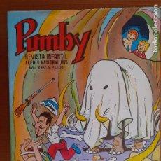 Tebeos: IMPECABLE! PUMBY Nº 1100. EDIVAL 1979. EXCELENTE ESTADO. Lote 253532785