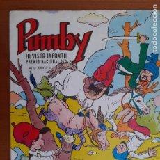 Tebeos: IMPECABLE! PUMBY Nº 1105. VALENCIANA 1980. EXCELENTE ESTADO. Lote 253533295