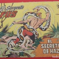 Tebeos: EL SARGENTO VIRUS Nº 14 VALENCIANA ORIGINAL 1962. Lote 253538425