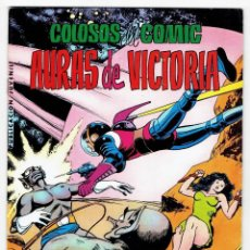 Tebeos: AURAS DE VICTORIA - COLOSOS DEL COMIC Nº 179 - VALENCIANA 1980. Lote 253542350