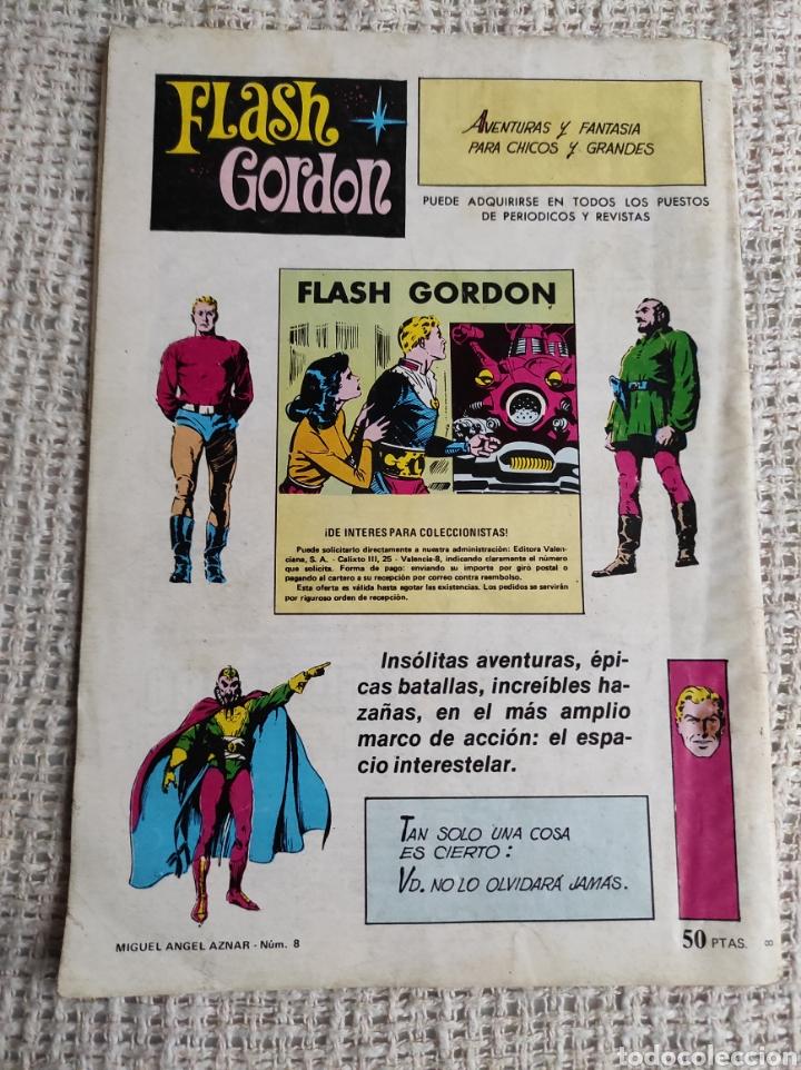 Tebeos: Colosos del Comic nº 8 El reino de las tinieblas - Foto 2 - 253770140
