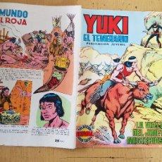 Tebeos: YUKI EL TEMERARIO Nº14. Lote 253862265