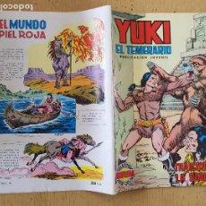 Tebeos: YUKI EL TEMERARIO Nº15. Lote 253862300