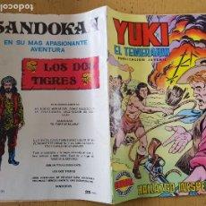 Tebeos: YUKI EL TEMERARIO Nº20. Lote 253862490