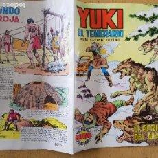 Tebeos: YUKI EL TEMERARIO Nº21. Lote 253862545