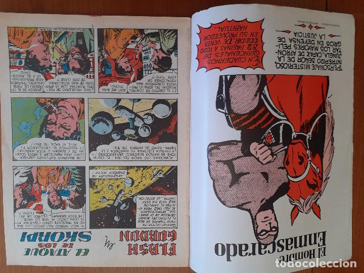 Tebeos: Colosos del Comic. Flash Gordon Nº 14. El ataque de los Skorpi. Valenciana 1980. Bueno - Foto 3 - 253893905