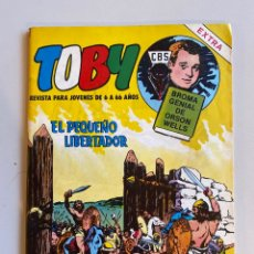 Tebeos: TOBY EXTRA NÚM. 16. Lote 253903140