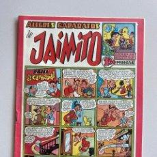 Tebeos: ALEGRES GARABATOS DE JAIMITO. Lote 253965225