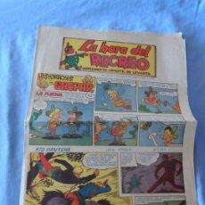Tebeos: LA HORA DEL RECREO Nº 515 DIBUJA SANCHIS ( PUMBY ). Lote 254054315