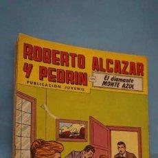 Tebeos: ROBERTO ALCAZAR Y PEDRIN, NUMERO 242, EN EL DIAMANTE MONTE AZUL, EDIVAL. Lote 254055355