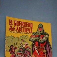 Tebeos: EL GUERRERO DEL ANTIFAZ, EL GUERRERO DEL ANTIFAZ, NUMERO 1, EDITORIAL VALENCIANA. Lote 254062760