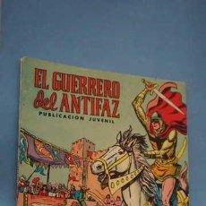 Tebeos: EL GUERRERO DEL ANTIFAZ, LUCHA TITANICA, NUMERO 3, EDITORIAL VALENCIANA. Lote 254065385