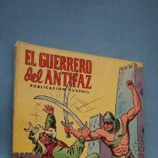 Tebeos: EL GUERRERO DEL ANTIFAZ, OLIAN EL FEROZ, NUMERO 5, EDITORIAL VALENCIANA. Lote 254065850