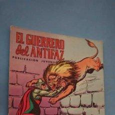 Tebeos: EL GUERRERO DEL ANTIFAZ, FUGA DESESPERADA, NUMERO 9, EDITORIAL VALENCIANA. Lote 254067545