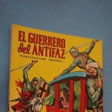 Tebeos: EL GUERRERO DEL ANTIFAZ, APRESADA POR EL ENEMIGO, NUMERO 11, EDITORIAL VALENCIANA. Lote 254069720