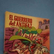 Tebeos: EL GUERRERO DEL ANTIFAZ, TRAS DE ALI KAN, NUMERO 13, EDITORIAL VALENCIANA. Lote 254070520
