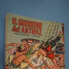 Tebeos: EL GUERRERO DEL ANTIFAZ, LA REBELION DE LOS PIRATAS, NUMERO 49, EDITORIAL VALENCIANA. Lote 254073510