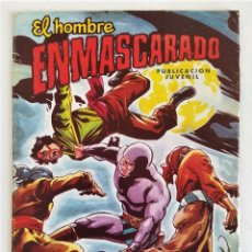 Tebeos: EL HOMBRE ENMASCARADO # 45 - LA TRAMPA (COLOSOS DEL COMIC 237) ~ ED. VALENCIANA (1981) **BUEN ESTADO. Lote 254096525
