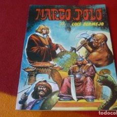 Tebeos: MARCO POLO ( LUIS BERMEJO ) ¡BUEN ESTADO! EDITORIAL VALENCIANA. Lote 254120575