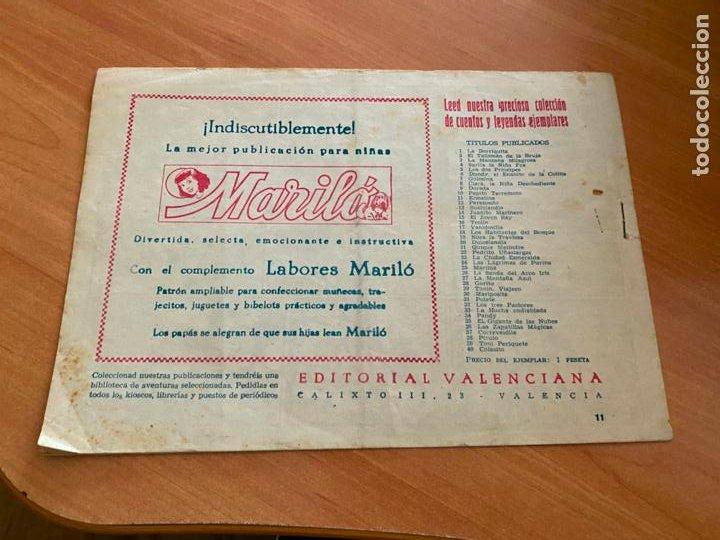 Tebeos: EL ESPADACHIN ENMASCARADO Nº 11 DERROTADO (VALENCIANA) ORIGINAL (COIB6) - Foto 2 - 254196755