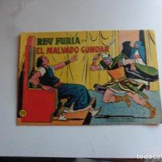 Tebeos: REY FURIA Nº4 VALENCIANA ORIGINAL. Lote 254220430