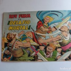Tebeos: REY FURIA Nº13 VALENCIANA ORIGINAL. Lote 254221905