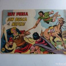 Tebeos: REY FURIA Nº15 VALENCIANA ORIGINAL. Lote 254222295