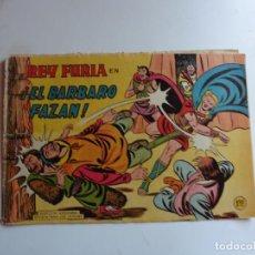 Tebeos: REY FURIA Nº19 VALENCIANA ORIGINAL. Lote 254223070