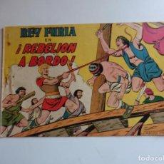 Tebeos: REY FURIA Nº25 VALENCIANA ORIGINAL. Lote 254225745